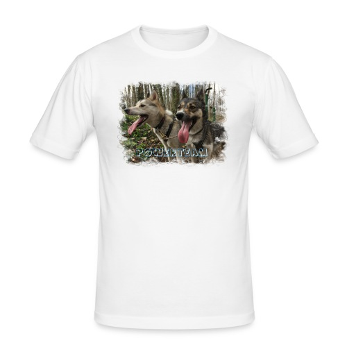 Powerteam - Männer Slim Fit T-Shirt