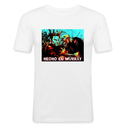 murray - Camiseta ajustada hombre