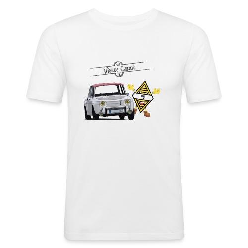 R8 - T-shirt près du corps Homme