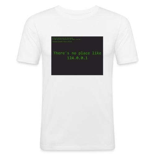 home2-png - Slim Fit T-skjorte for menn
