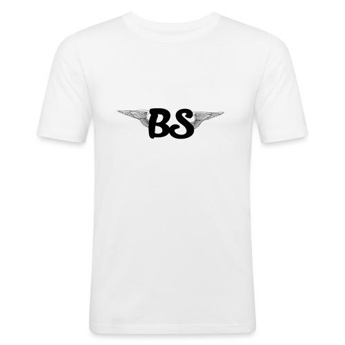 BulletShockYT - Mannen slim fit T-shirt