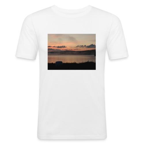 Himmel i Tornedalen - Slim Fit T-shirt herr