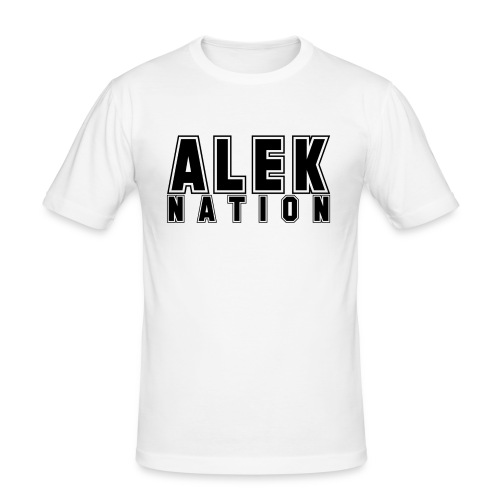 ALEKNATION T-SKJORTE - Slim Fit T-skjorte for menn