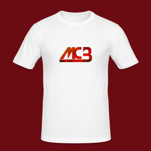 MCB rompertje - Mannen slim fit T-shirt