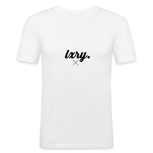 lxrywhitebag - slim fit T-shirt