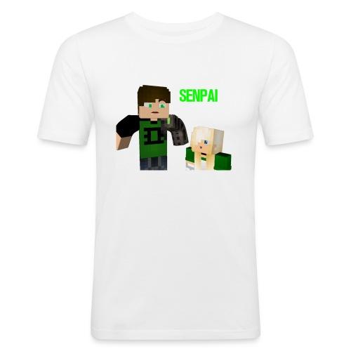Senpai marcus - Men's Slim Fit T-Shirt