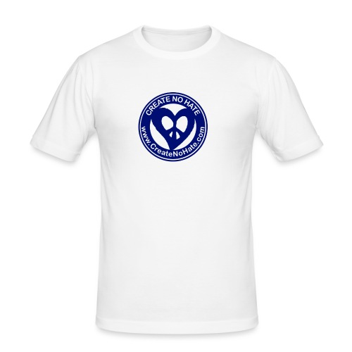 THIS IS THE BLUE CNH LOGO - Men's Slim Fit T-Shirt