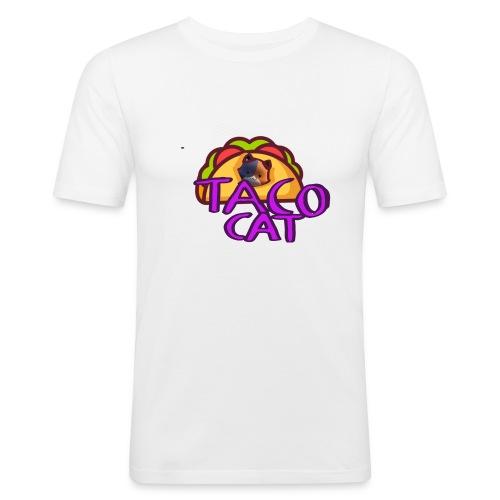 TACO CAT - Slim Fit T-shirt herr