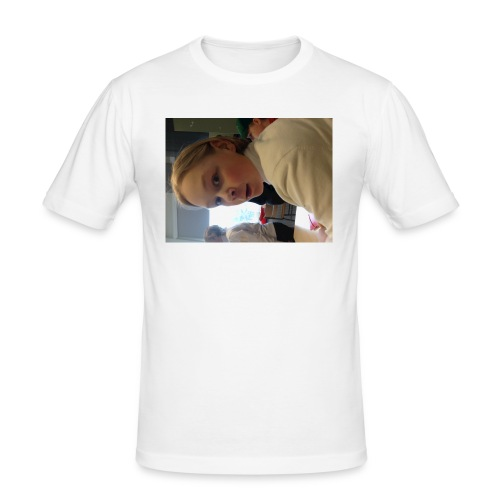 Pk - Slim Fit T-shirt herr