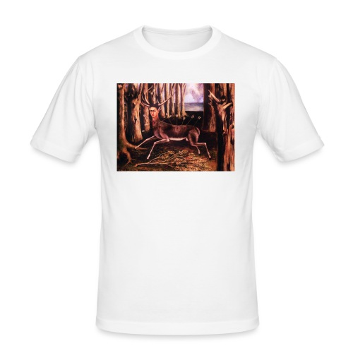 Frida01 - Maglietta aderente da uomo
