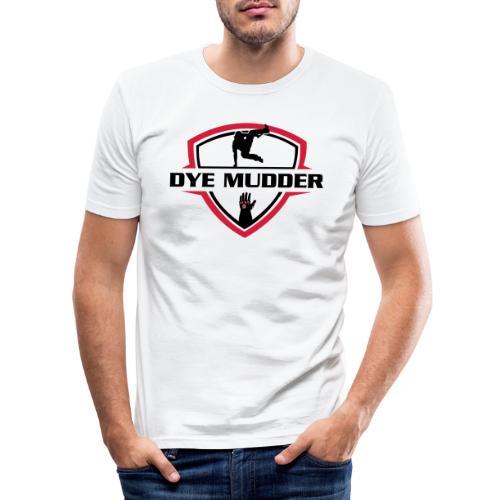 Dye Mudder - Männer Slim Fit T-Shirt