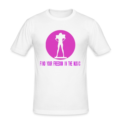 DANCE IN THE DARK unisex - Camiseta ajustada hombre