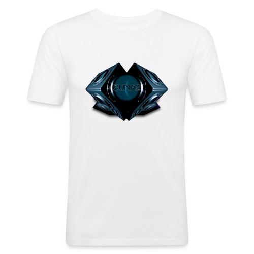 Gunas - Sattwa - Men's Slim Fit T-Shirt