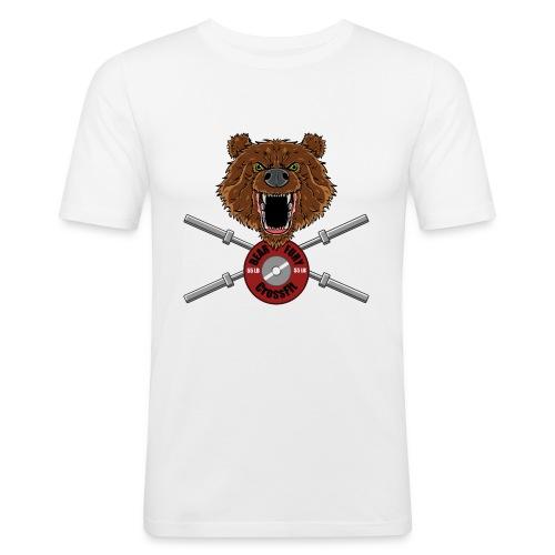 Bear Fury Crossfit - T-shirt près du corps Homme