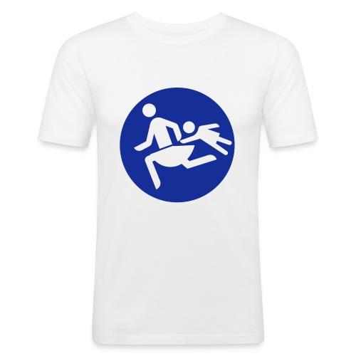 Running Mamas - Männer Slim Fit T-Shirt
