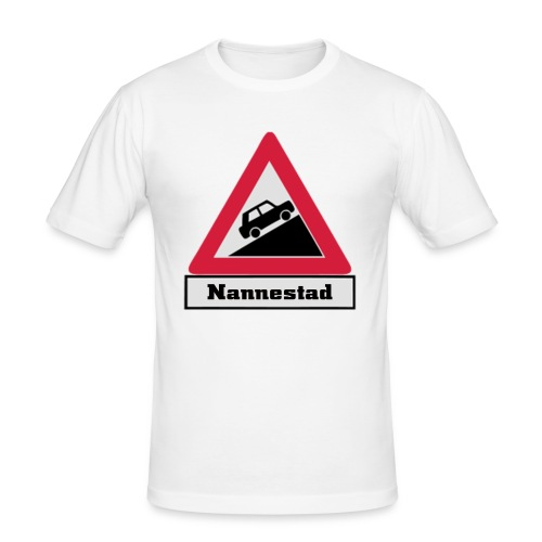brattv nannestad a png - Slim Fit T-skjorte for menn