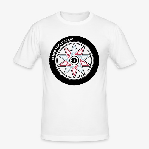 Blind Street Crew BMX - Maglietta aderente da uomo