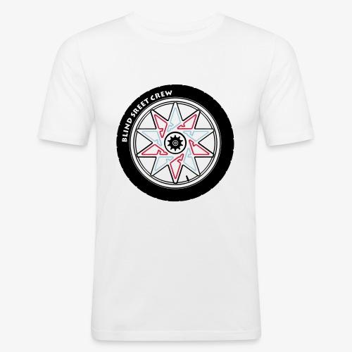 BSC Team - Maglietta aderente da uomo