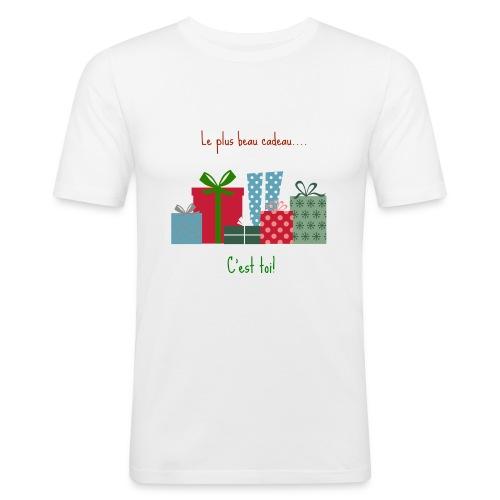Le plus beau cadeau - T-shirt près du corps Homme