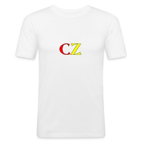 CZ vrouwen t-shirt - Mannen slim fit T-shirt