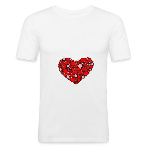Hjertebarn - Herre Slim Fit T-Shirt