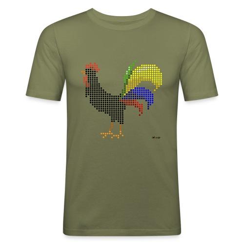 kogutt-png - Obcisła koszulka męska