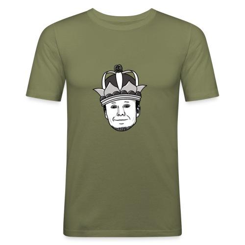 Meisterlehnsterr-Head - Men's Slim Fit T-Shirt