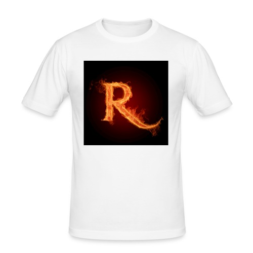 RobTheGamer Pet - Mannen slim fit T-shirt