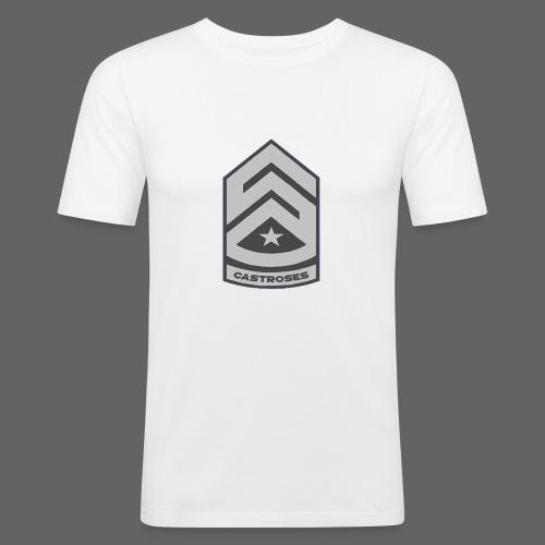 CasTroses Cover til HTC one - Herre Slim Fit T-Shirt