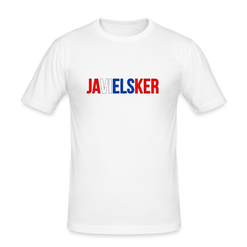 JAVIELSKER - Men's Slim Fit T-Shirt