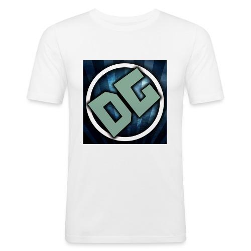 DG - Camiseta ajustada hombre