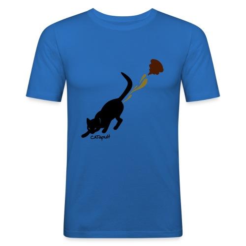 Catapult - Mannen slim fit T-shirt