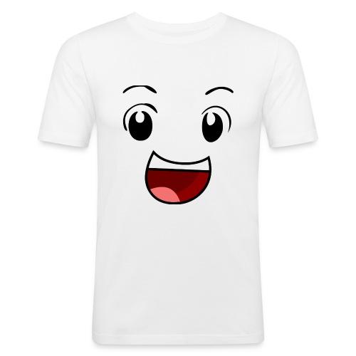 Boyga SMIL - Slim Fit T-skjorte for menn