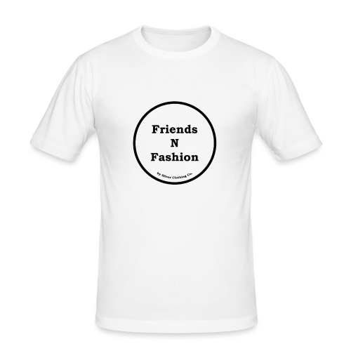 Friends N Fashion Tee - Herre Slim Fit T-Shirt