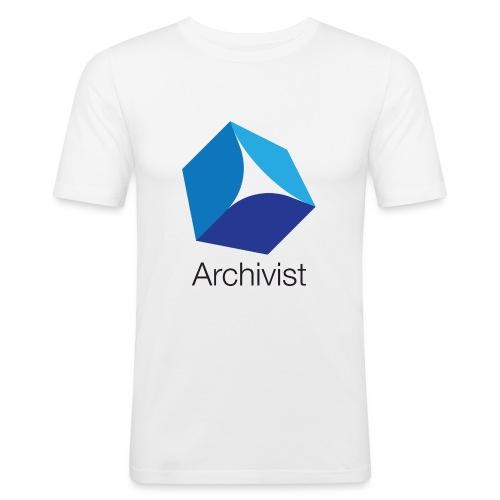 ArchiTAZZA Archivist - Maglietta aderente da uomo