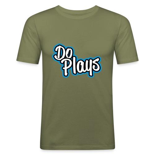 Mannen Baseball | Doplays - slim fit T-shirt