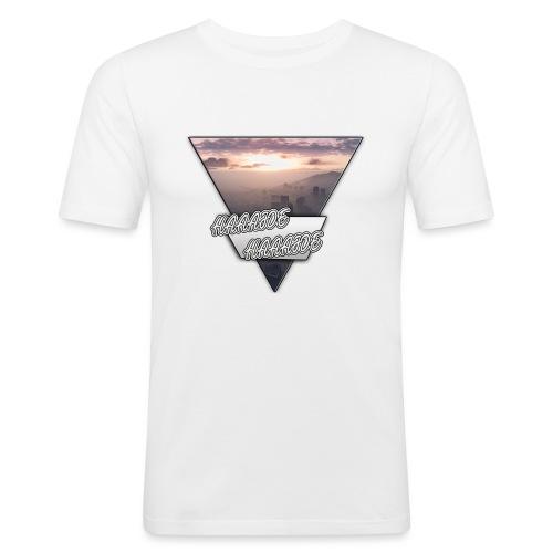 Haajde Mr.Zomix GTA-Hoodie - Männer Slim Fit T-Shirt
