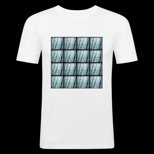 Kangaskassi - Miesten tyköistuva t-paita