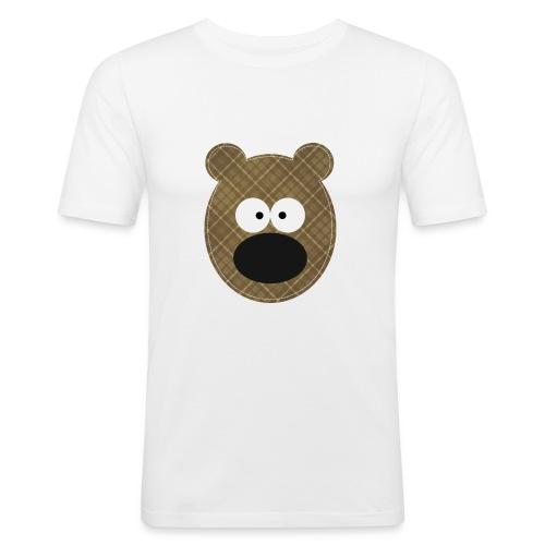 Little Bear - Maglietta aderente da uomo