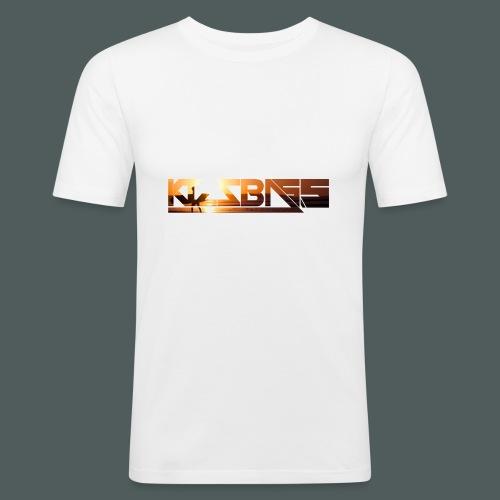 Camiseta KizzBass (Diseño Verano) - Camiseta ajustada hombre
