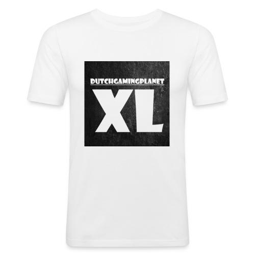 DutchGamingPlanetXL MOK - Mannen slim fit T-shirt