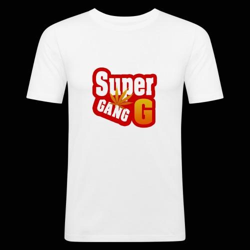 SuperG-Gang - Herre Slim Fit T-Shirt