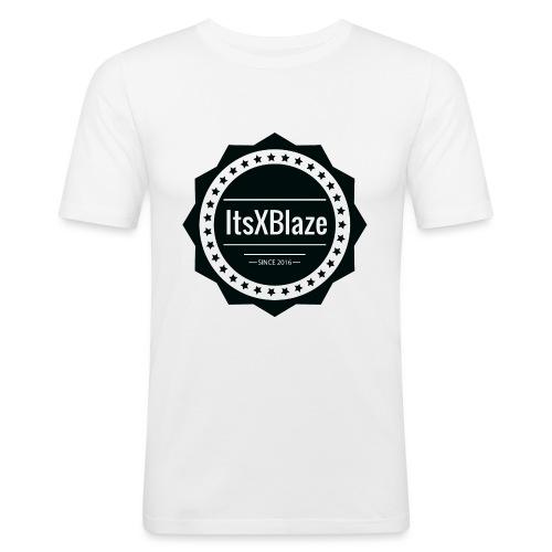 ItsXBlaze Logo 2 Hoodie - Mannen slim fit T-shirt