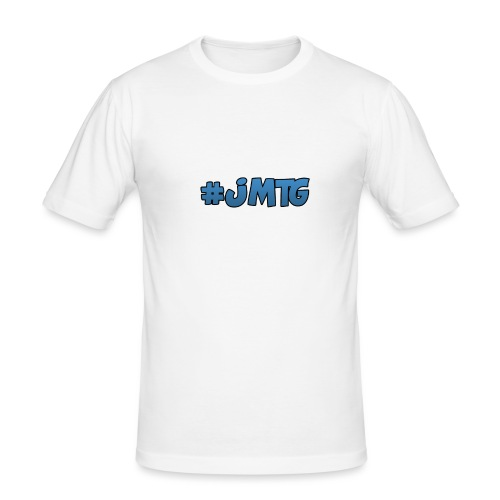 JustMTGames T-Shirt - Mannen slim fit T-shirt