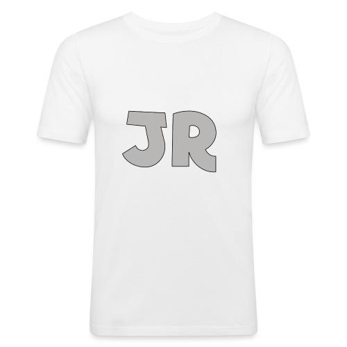 JustRobin Hoodie Mannen! - Mannen slim fit T-shirt