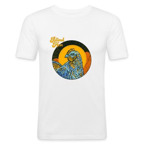Catch - Zip Hoodie - Men's Slim Fit T-Shirt