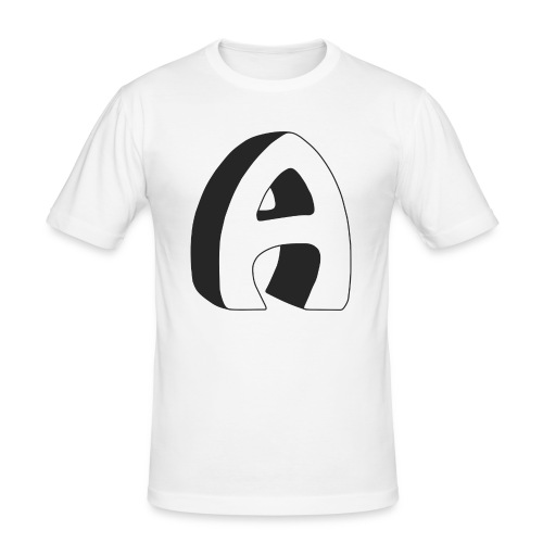Alfa Kv | Basebal T-Shirt - Mannen slim fit T-shirt