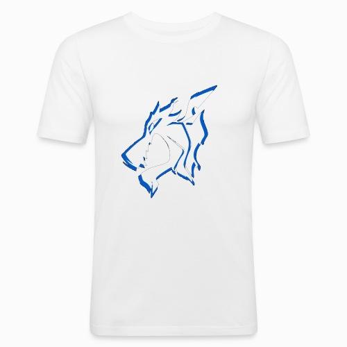Dustox Gaming sweater Logo groot - Men's Slim Fit T-Shirt