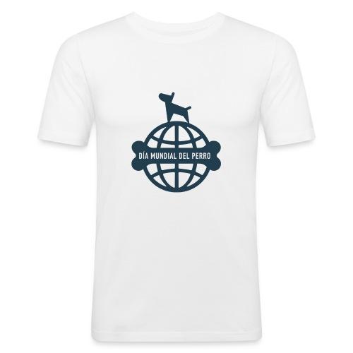 Camiseta Día del Perro - Camiseta ajustada hombre