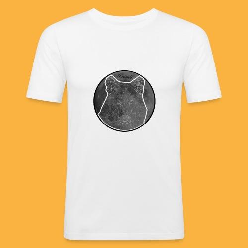 werewolfgrey - Männer Slim Fit T-Shirt